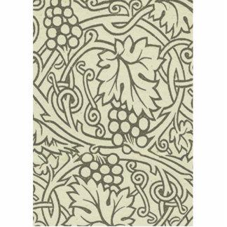 Chic Pattern Grapevine Art Nouveau Design Cut Out