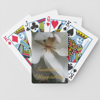 CHIC PLAYING CARD_SOUTHERN MAGNOLIA/HOSPITSLITY POKER DECK