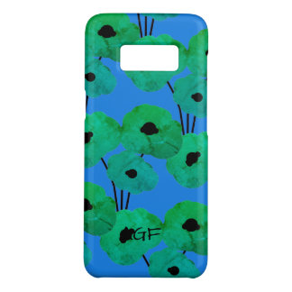 CHIC SAMSUNG GALAXY 8 CASE_MOD POPPIES Case-Mate SAMSUNG GALAXY S8 CASE