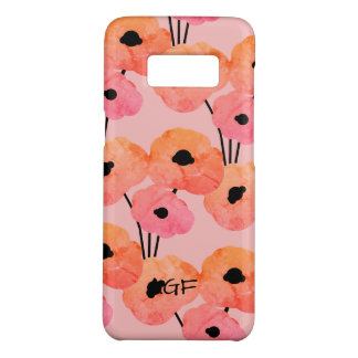 CHIC SAMSUNG GALAXY 8 CASE_MOD POPPIES_DIY Case-Mate SAMSUNG GALAXY S8 CASE