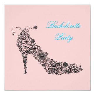 Chic Shoe ~ Invitations / RSVP