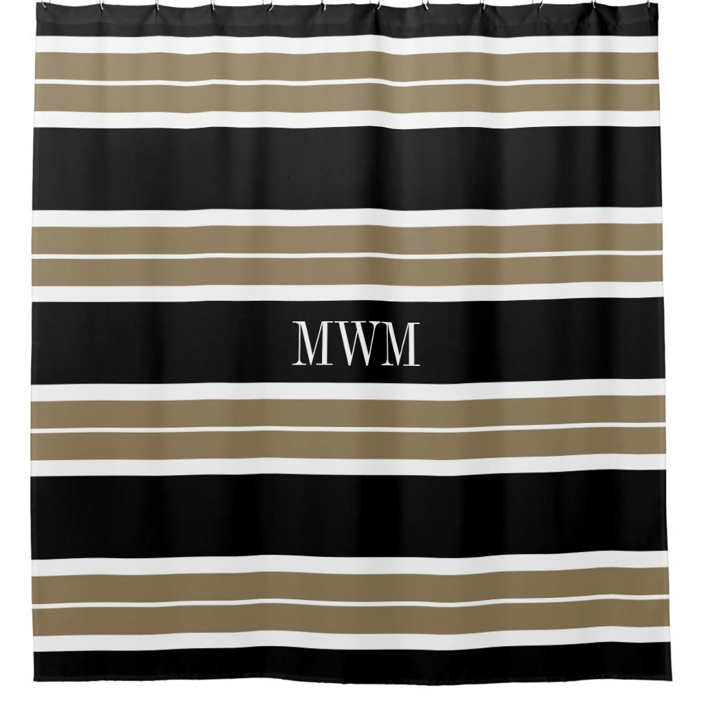 CHIC SHOWER CURTAIN
