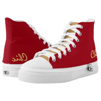 Chic Sneaker hightops