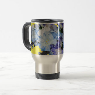 Chic Spring Floral Bouquet Commuter Coffee Mug