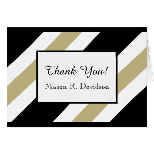 CHIC THANK YOU NOTE_WHITE/BLACK/506 KHAKI