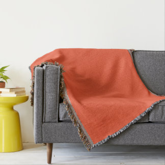 CHIC THROW_FLAME SOLID