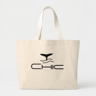 Chic Jumbo Tote Bag