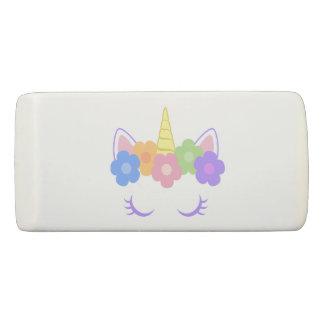 Chic Unicorn Eraser