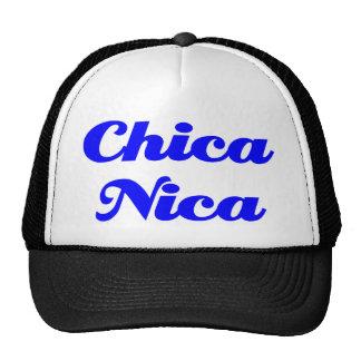 Chica Nica Cap