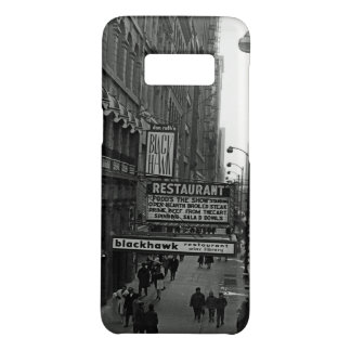 Chicago 1960's Blackhawk Restaurant Sign Street Case-Mate Samsung Galaxy S8 Case
