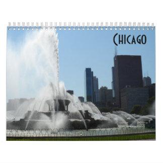 Chicago 2017 calendar