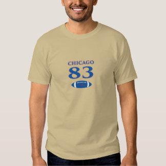 Chicago American Football Men T Shirt
