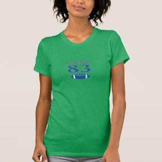 Chicago American Football Women T Shirt