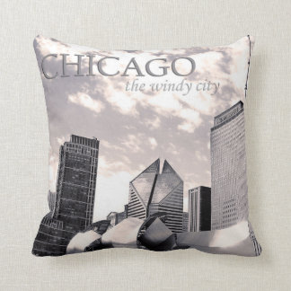 Chicago architecture - pillows