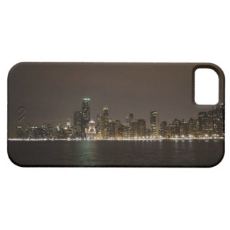 Chicago at Night iPhone 5 Covers