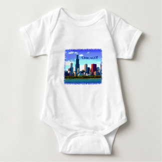 Chicago Baby Bodysuit