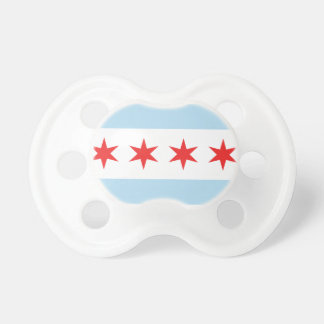 Chicago Baby Pacifier