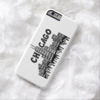 Chicago Barely There iPhone 6 Case