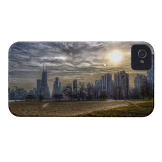 Chicago Beach iPhone 4 Case-Mate Cases