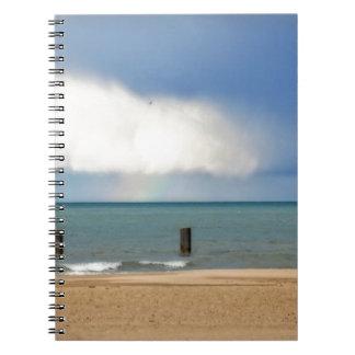 Chicago beach journals