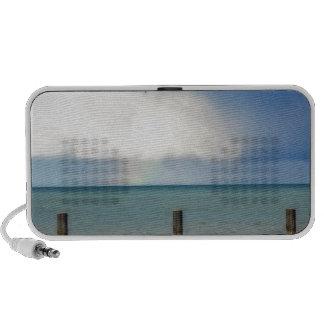 Chicago beach iPhone speaker