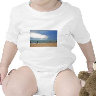 Chicago beach tee shirt