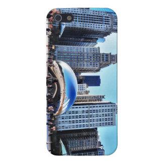 Chicago Bean iPhone 5/5S Cases