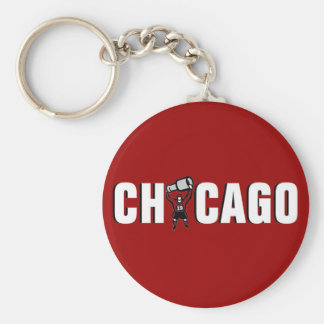 Chicago Blackhawks: Stanley Cup Champions Key Ring