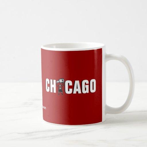 Chicago Blackhawks: Stanley Cup Champions Mug