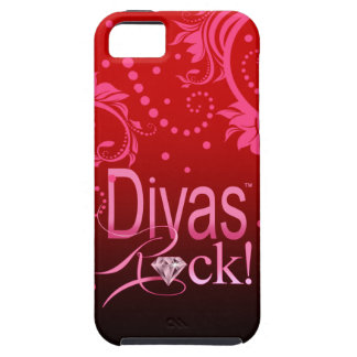 """CHICAGO BLING - """"Divas Rock!"""" iPhone 5 Cover"""