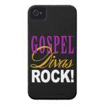 "CHICAGO BLING - ""Gospel Divas Rock!"" iPhone 4 Cases"
