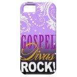 "CHICAGO BLING - ""Gospel Divas Rock!"" Tough iPhone 5 Case"