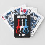 Chicago blues card decks