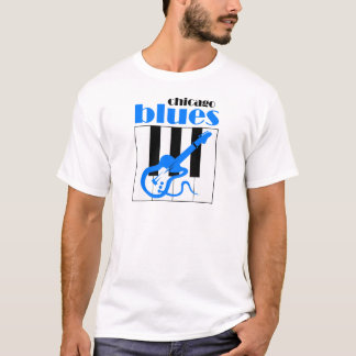 Chicago blues T-Shirt