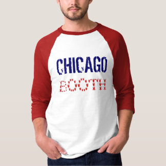 CHICAGO BOOTH BEER PONG JERSEY T-Shirt