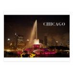 CHICAGO Buckingham Fountain (St.K) Postcard