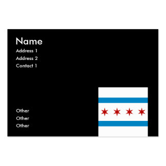 CHICAGO BUSINESS CARD TEMPLATES