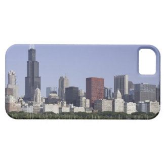 Chicago city skyline with Lake Michigan Barely There iPhone 5 Case