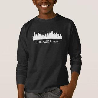 Chicago Cityscape Skyline T-Shirt