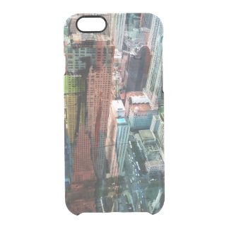 Chicago Clear iPhone 6/6S Case