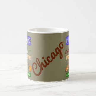 Chicago -- Coffee mug