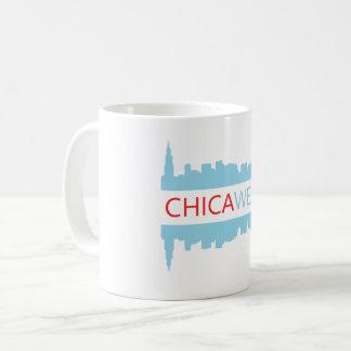 Chicago Coffee Mug - I CHICA-WENT