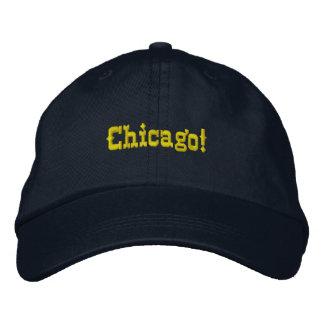 Chicago Custom Baseball Cap