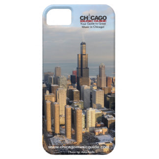 Chicago Design #7 Case For The iPhone 5