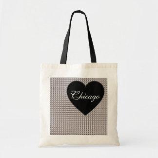 Chicago Diamonds Tote Bag