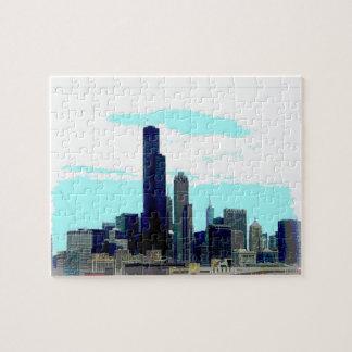 Chicago Digital Puzzle