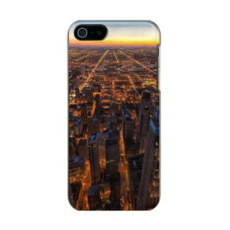 Chicago downtown at sunset incipio feather® shine iPhone 5 case