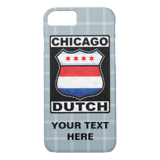 Chicago Dutch American Shield Phone Case