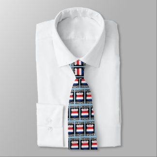 Chicago Dutch American Shield Tie