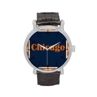 Chicago Wristwatches